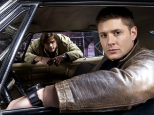 Dean Winchester and his Metallicar Credit: WB, CW