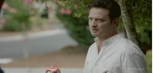"Aden Young as ""Daniel Holden"""