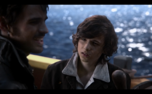 Hook and Baelfire