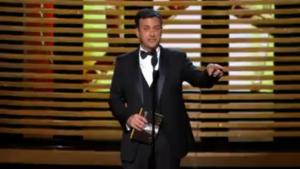 Jimmy Kimmel at Emmy Awards 2014