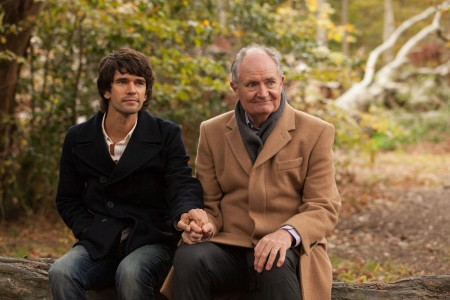 WARNING: Embargoed for publication until 00:00:01 on 10/11/2015 – Programme Name: London Spy – TX: n/a – Episode: n/a (No. 2) – Picture Shows: Danny (BEN WHISHAW), Scottie (JIM BROADBENT) – (C) WTTV Limited – Photographer: Joss Barratt